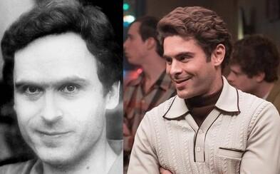 Zac Efron je v biografickom thrilleri zákerný vrah Ted Bundy, ktorý chladnokrvne zavraždil viac ako 30 žien