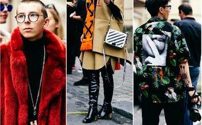 Začal pražský Fashion Week! Sleduj nejdražší kousky ze šatníku návštěvníků prestižní módní události
