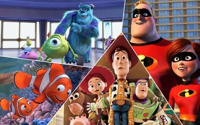 Začali s Toy Story a nikdy neskončili. Ako Pixar dokázal prekonávať technické možnosti animákov a točiť len tie najlepšie rozprávky?