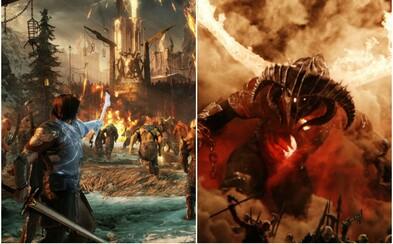 Zachraň celou Středozem! Shadow of War tě vezme na výlet do Mordoru, ze kterého se možná nebudeš chtít vrátit zpět (Recenze)