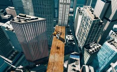 Záchrana mačiatka na vrchole mrakodrapu by zmiatla každého z nás. Japonci majú s virtuálnou realitou veľké plány