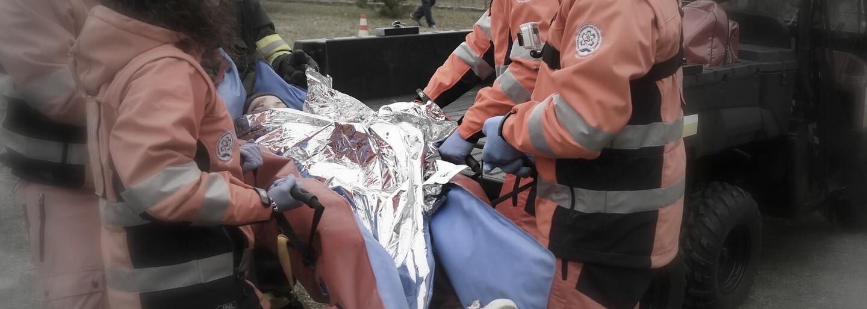 Záchranár Dušan Kraus: Ľudia dnes volajú záchranku na všetko. Kvôli teplote, hnačke aj zvracaniu