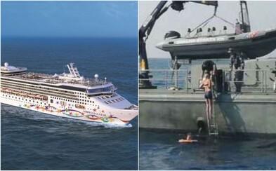 Zachránili Britku, ktorá počas výletnej plavby vypadla z lode. V Jadranskom mori bojovala o život 10 hodín