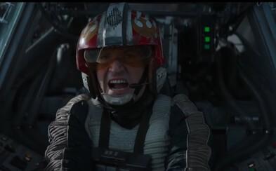 Zachráňte rebelov, zachráňte nádej. Rogue One prilieta s ďalšími výbušnými zábermi