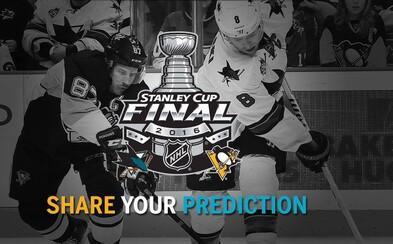 Začína finále NHL! Budú sa zo zisku Stanleyho pohára tešiť tučniaci z Pittsburghu alebo žraloci zo San Jose?