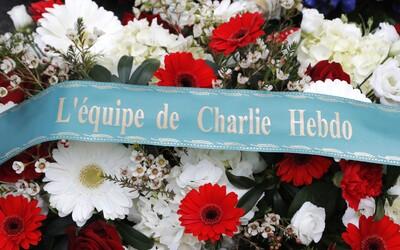 Začíná soud s komplici střelby v Charlie Hebdo. Časopis opět otiskl karikatury Mohameda
