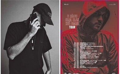 Začína tour k albumu V rádiu hral Elán, keď umrel Tupac. Pil C zverejňuje zoznam všetkých zastávok, krstiť bude aj v rodnom meste