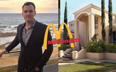 Začínal v McDonald's a dnes kupuje 25letý Edward svoji 11. nemovitost. Dětství v městském bytě ho neustále pohání vpřed