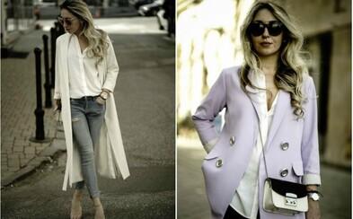 Začínala so šitím pre kamarátky, no teraz navrhuje prvotriedne módne kúsky. Spoznaj mladú návrhárku Zarinu Šimkovič (Rozhovor)