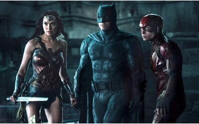 Zack Snyder bude natáčet nové scény pro svou verzi Justice League