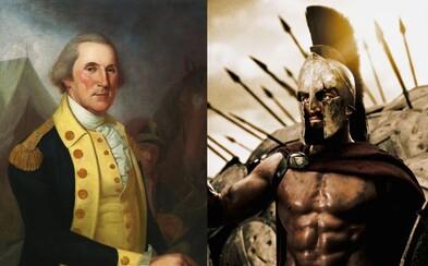 Zack Snyder chce natočiť film o Georgeovi Washingtonovi v štýle 300!
