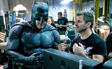 Zack Snyder opúšťa Justice League kvôli nespokojnosti fanúšikov s BvS. Zrežíruje dvojdielny film Ben Affleck?