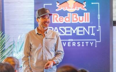 Začni pracovať na svojej úspešnej kariére či biznise ešte dnes! Zapoj sa do globálneho programu Red Bull Basement