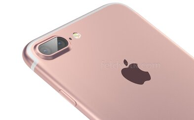 Zadná strana iPhone 7 Plus? Na čínskom webe sa objavila fotka iOS smartfónu s duálnym foťákom