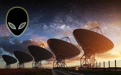V galaxii vzdálené miliardy světelných let se podařilo lokalizovat záhadný mimozemský signál