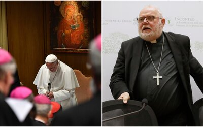 Zahladzuje katolícka cirkev stopy o kňazoch pedofiloch? Áno a účelovo ničí dôkazy, tvrdí nemecký kardinál