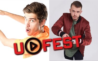 Zahraj si s tvojimi najobľúbenejšími internetovými osobnosťami. YouTube festival U-FEST je konečne späť!