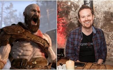 Zahrali sme si očakávaný hit God of War a vyspovedali jedného z hlavných vývojárov. Kratos sa vracia v plnej sile, aby všetkým vytrel zrak