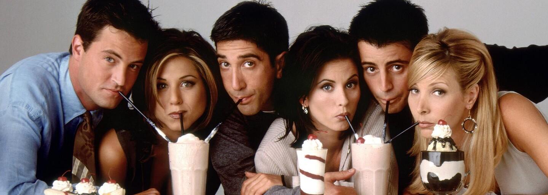 Zajímavosti ze světa legendárního seriálu aneb Přátelé jako symbol 90. let