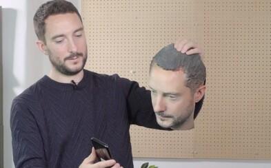 Zaujímavý experiment oklamal Android telefóny vďaka 3D kópii tváre. iPhone X pri pokuse o odomknutie obstál