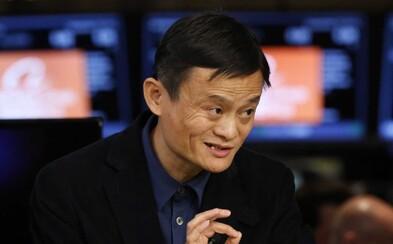 Zakladatel Alibaby a AliExpressu: Byl jsem šťastnější, když jsem vydělával 12 dolarů měsíčně než dnes, když mám miliardy
