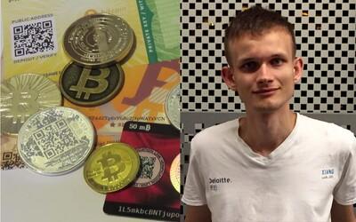 Zakladateľ kryptomeny Ethereum stratil 400 miliónov eur z hodnoty majetku za menej ako jeden rok