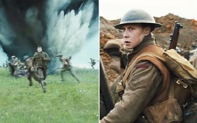Zákopová vojna a milióny obetí. Geniálny trailer pre vojnový film 1917 ťa presvedčí, že film bude zbierať Oscary