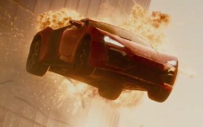 Zalietajte si s Dieselom, Walkerom a ostatnými  v novom traileri pre Furious  7