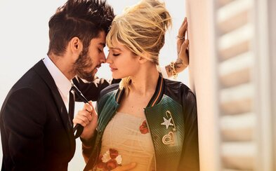 Zaľúbenci Gigi Hadid a Zayn Malik spolu strávili víkend v romantickom Taliansku a nafotili zábery pre Vogue