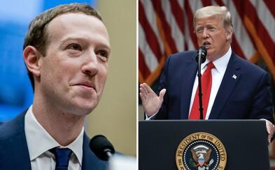 Zamestnanci Facebooku protestujú, žiadajú, aby firma zakročila proti Trumpovym statusom a vyhrážkam