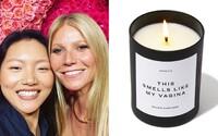 Zamestnanci museli voňať vagínu Gwyneth Paltrow, aby spravili autentickú vonnú sviečku