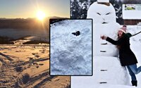 Zamrznuté Slovensko očami našich čitateľov. Nechýbajú nádherné scenérie plné snehu či ďalšie podarené kúsky