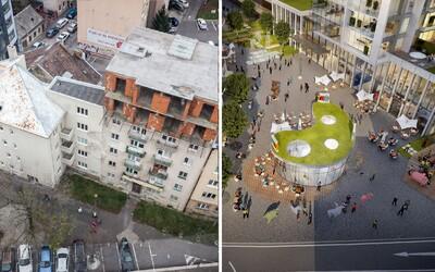 Zanedbané časti bratislavského centra oživí nové námestie s priestorom pre mestskú hudbu. Meno mu môžeš vymyslieť aj ty