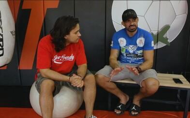Zápasník a Rytmusov tréner Attila Végh: MMA na Slovensku konečne zažíva lepšie časy, no živiť sa ním nie je jednoduché (Rozhovor)