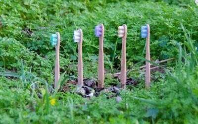 Zapoj sa do súťaže o eko kefky a udrž čisté svoje zuby aj okolie!