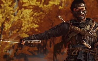Zapomeň na Assassin's Creed. Ghost of Tsushima bude ultimátní open world hrou se samuraji a revoluční hratelností