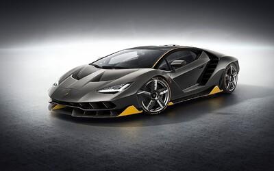 Zapomeňte na Reventón nebo Veneno, Centenario je nové, opět šílené Lamborghini se 770 koňmi!