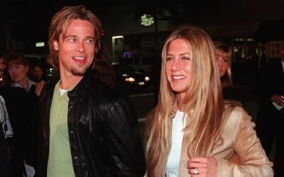 Zapomenuté fotky celebrit si na Instagramu užívají tisíce fanoušků. Pokochej se Bradem Pittem nebo Jennifer Aniston
