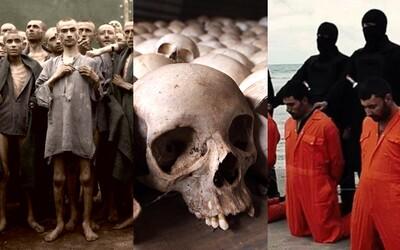 Zapomenuté genocidy: Neznámé příběhy krutých činů, které měly zaručit zánik celých etnik a náboženství