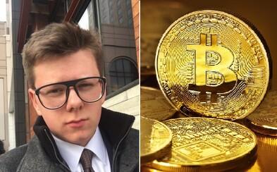 Zarobil milión, pritom nemá ani osemnásť. Začal s dvanástimi dolármi, no vďaka bitcoinom sa stal bohatým, pričom nedokončil ani strednú školu