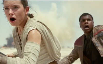 Zaručí geniálna mediálna kampaň Star Warsu miliardy v pokladniciach kín?
