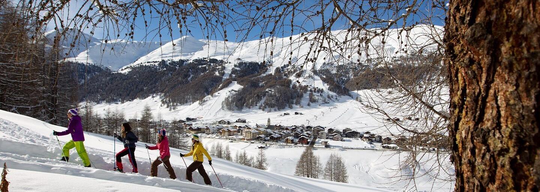 Zasoutěž si s námi o týden v lyžarském a snowboardovém ráji. Hrajeme o sedm dní v prašanu v italském Livignu