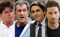 Zasr*ní židé, výbuchy vzteku a násilí na ženách aneb hollywoodští herci, kteří se neumějí chovat