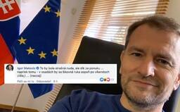 Zástupca šéfredaktora Denníka N navrhol Matovičovi, že mu bude spravovať Facebook: Bola by to strašná nuda, odpísal premiér