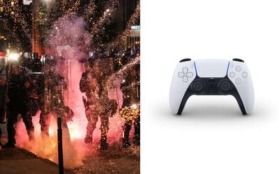 Zatiaľ nebude PlayStation 5, nový Android ani aktualizácie v Call of Duty. Firmy svoje akcie odkladajú pre násilie v USA