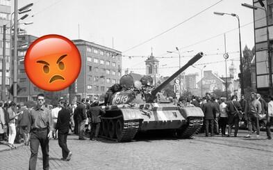 Zatýkanie mladých ľudí a žiadne originálne oblečenie či účesy: Toto Slovákom dala okupácia Česko-Slovenska