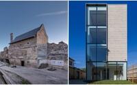 Zaujíma ťa architektúra? Sleduj odovzdávanie cien CE ZA AR za najlepšie diela dnes na Dvojke