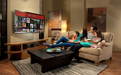 Zaujímavé fakty o Netflixe. Predčí bežnú televíziu po príchode na Slovensko?