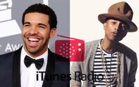 Zaútočí Apple na Spotify s Drakeom a Pharrellom ako DJmi?