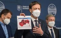 Zavedú na Slovensku núdzový stav kvôli tretej vlne? Odpovedajú premiér Heger a minister zdravotníctva Lengvarský
